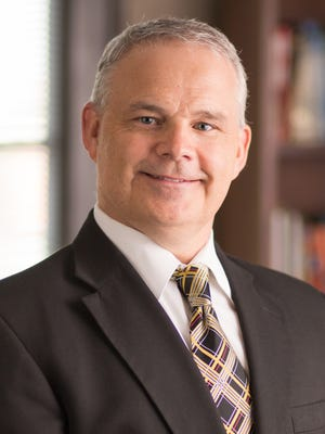 Daniel Clay, the incoming new dean of the University of Iowa College of Education
