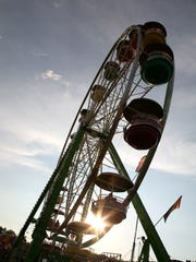 The Upstate SC State Fair was going on between Easley