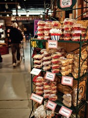 Seaquist Orchards sells a variety of jams, jellies,