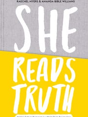 """Raechel Myers and Amanda Bible Williams released a """"She Reads Truth"""" book this fall."""