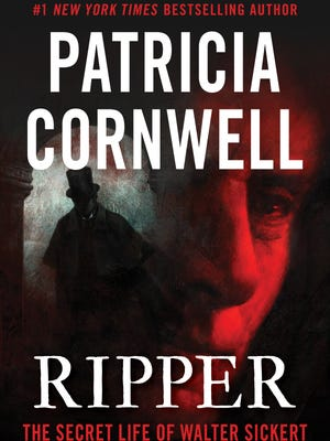 'Ripper' by Patricia Cornwell