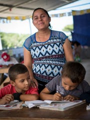 Alma de los Angeles Calero grew up too poor to go to school, but when Rainbow Network arrived, she was able to get a scholarship for high school and teacher's college. Now she teaches the children in her community so they can succeed, too.