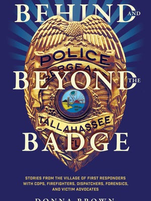 "Donna Brown wrote 21 stories for ""Behind and Beyond the Badge."""
