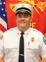 Hartland Fire Chief Dave Dean