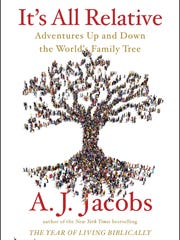 """""""It's All Relative"""" by A.J. Jacobs"""