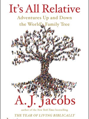 'It's All Relative' by A.J. Jacobs