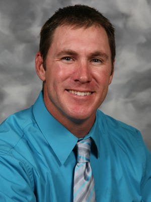 Danny Rendell of Citrus Grove Elementary was named Florida Elementary Physical Education Teacher of the Year for Florida, bestowed by Shape Florida Society of Health & Physical Educators.