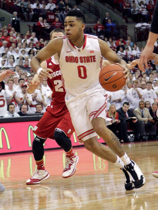 2a8a218695e ... and steals en route to an All-American season. D'Angelo Russell