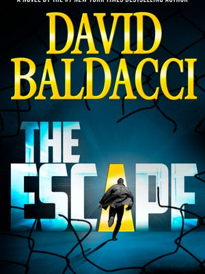 """The Escape"" by David Baldacci."