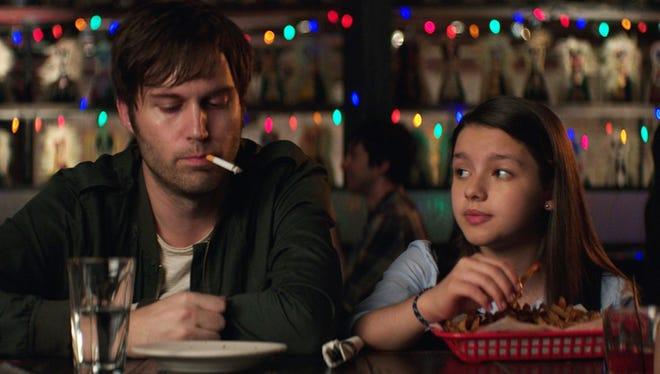 "Shawn Christensen's (left) and Fatima Ptacek in ""Before I Disappear,"" based on Christensen's Oscar-winning short film ""Curfew."""