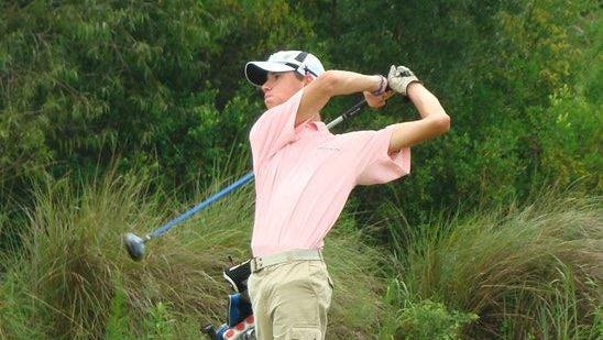Former Leon golfer Anton Glass is one of three golfers nationwide invited by Shriners Hospital to play in the Shriners Hospitals Open pro-am in Las Vegas next week.