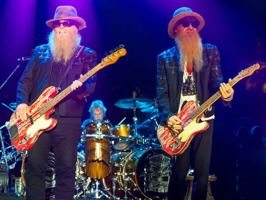 Dusty Hill, Billy Gibbons