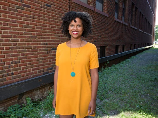 Meredith Reynolds is a staff person with Wayne State's Detroit Revitalization Fellows program.