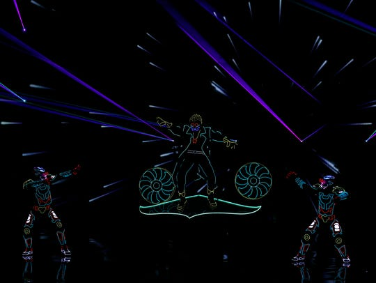 Light Balance ran into a technical issue in one show