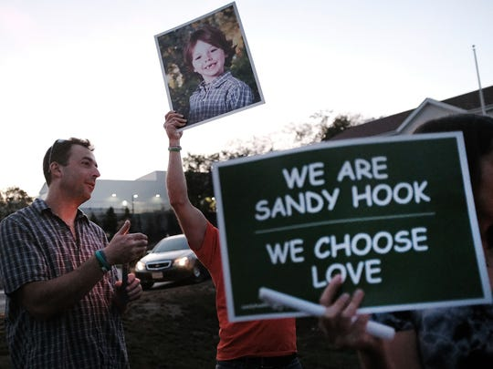 Dad of Sandy Hook victim writes emotional message about Christmas without his son
