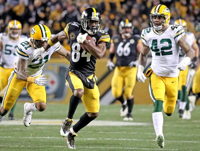 Green Bay Packers free safety Ha Ha Clinton-Dix (21)