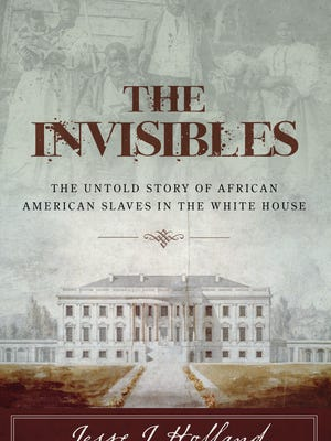 """""""The Invisibles"""" written by Jesse Holland."""