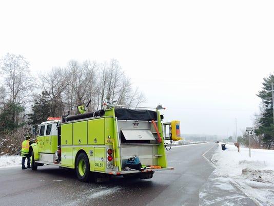 Highway 34 crash