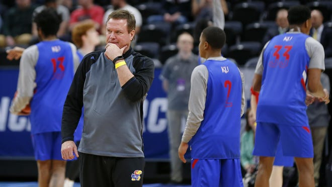 """Kansas basketball coach Bill Self said Thursday that he's been """"amazed"""" by the maturity his players have shown in preparing for the upcoming season amid the COVID-19 pandemic."""