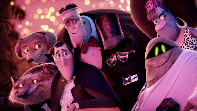 """Cakes by U will present two events themed to the new Columbia Pictures and Sony Pictures Animation's """"Hotel Transylvania"""" this weekend."""