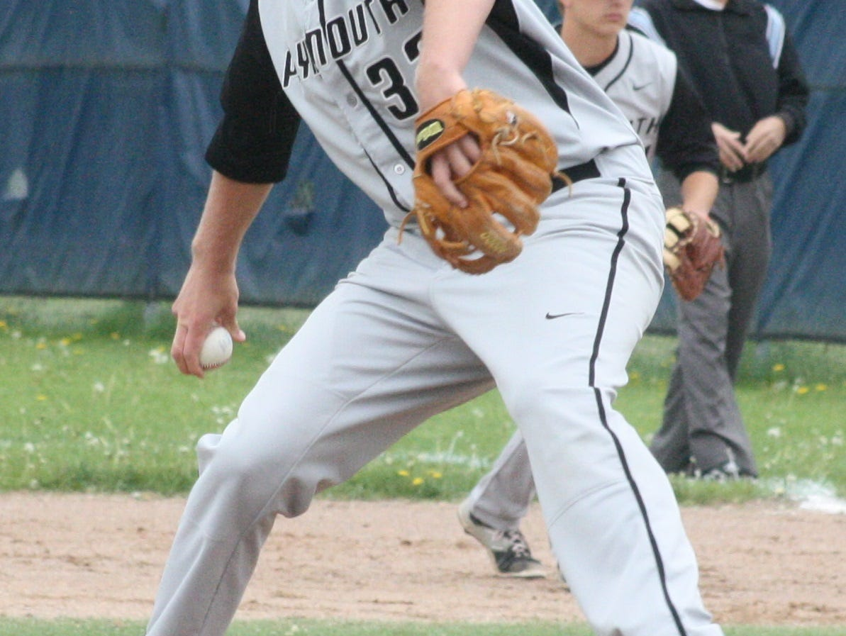 Kevin Anthony was outstanding Wednesday against Franklin.