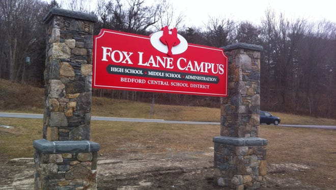 Bedford's Fox Lane campus includes its middle and high schools.