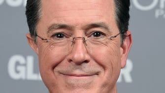 Stephen Colbert hosted the last episode of Comedy Central's 'The Colbert Report' this week.