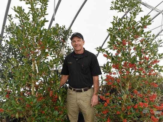 Combs retiring from landscaping and nursery biz; awaits