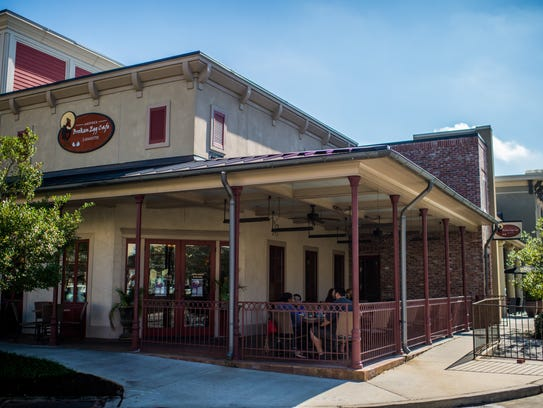 Another Broken Egg Cafe in River Ranch is pictured
