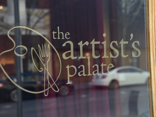 The Artist's Palate in the city of Poughkeepsie on