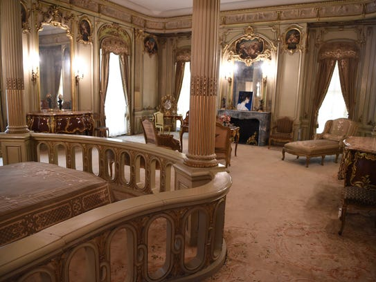 Vanderbilt Mansion a relic of the Gilded Age