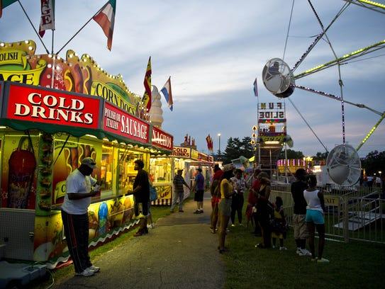 Hamilton County Fair.