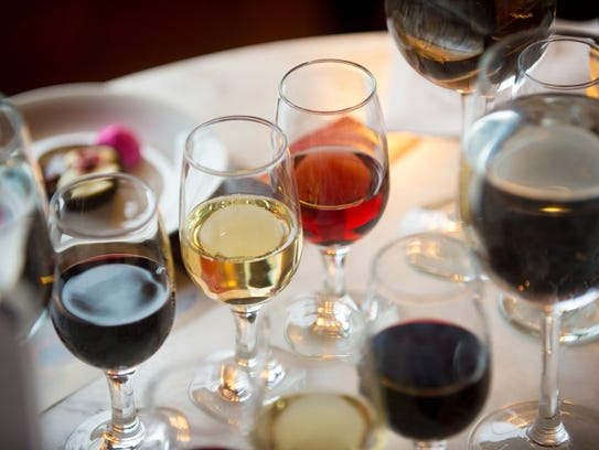 Enjoy a wine tasting at Market on Sixth in Marshfield