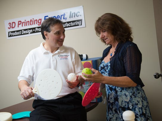 3D Printing Experts Inc.'s President and Chief Product