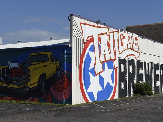 TailGate Beer's headquarters are on Charlotte Pike