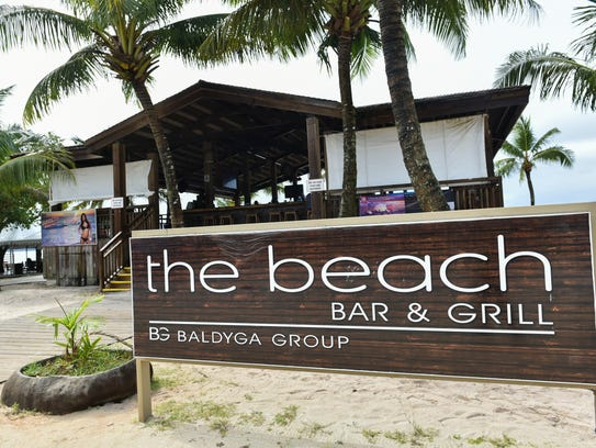 The Beach Bar is kicking off it's first annual summer