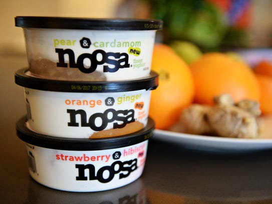 Noosa Yogurt recently released new flavors: Pear &