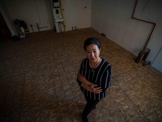 Hong Yu of Burlington, whose has developed a reputation