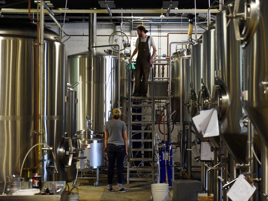 Sailfish Brewing Company in Fort Pierce is among the businesses participating in the 12 Pubs of Christmas Holiday Crawl.
