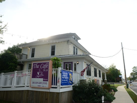 The Cafe on 26 located in Ocean View, Del. Monday,