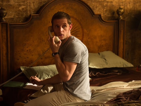 "Jamie Bell stars in ""Film Stars Don't Die in Liverpool."""