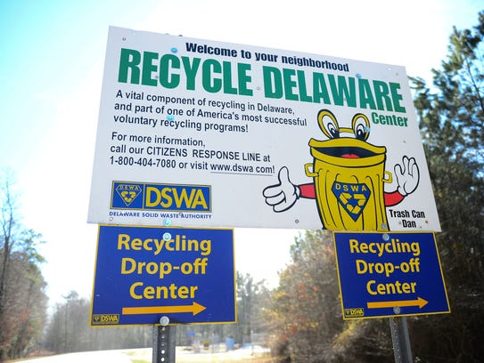 Delaware solid waste authority located at 28560 Landfill