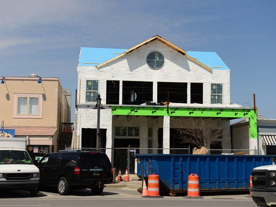 The Ropewalk is building a new location in downtown