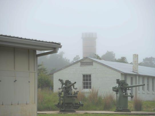 Three grenades were found at Cape Henlopen State Park