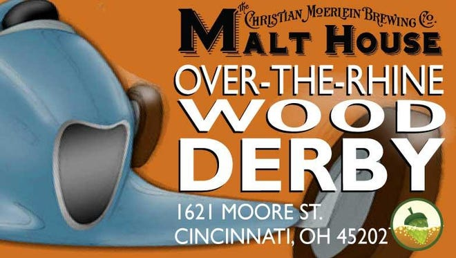 Local breweries and Over-the-Rhine businesses will race pinewood derby cars during the inaugural Over-The-Rhine Wood Derby.