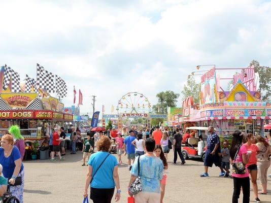 Michigan State Fair 1