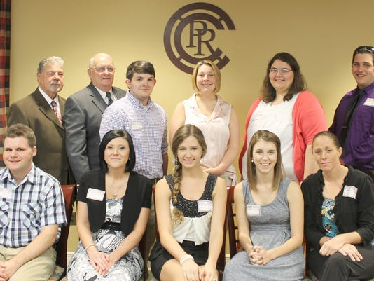 Donors to PRCC meet scholarship recipients