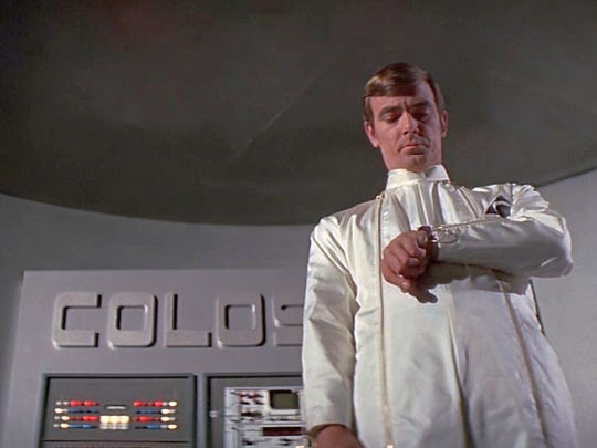 Eric Braeden in Colossus 'The Forbin Project'---Universal-Pictures.