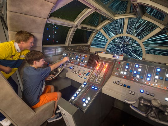 On the Disney Dream, kids are transported to a far
