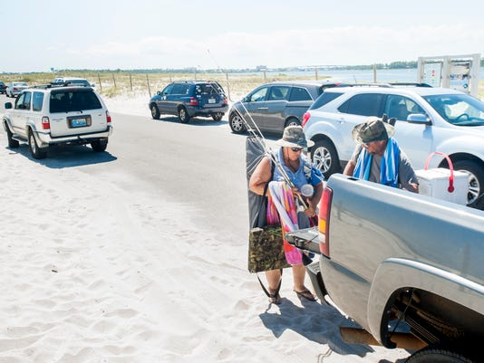 National Park Service pushes for upgrades to Perdido Key